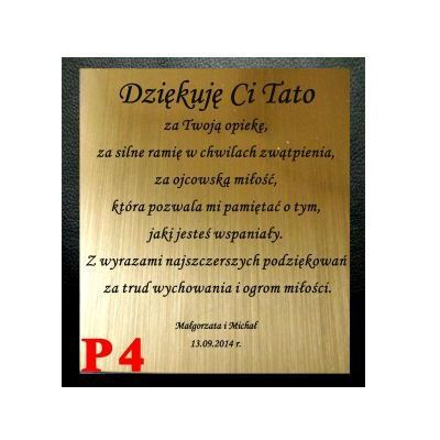 Podziękowania dla rodziców i gości ART DECO http://sklep.obrazyzeskory.pl/