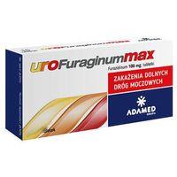 Tabletki UROFURAGINUM Max 0,1g x 30 tabletek - 30 tabletek