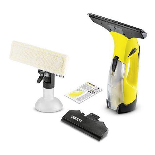 WV 5 Premium Karcher - myjka do okien + lanca teleskopowa + RM 503 + 2 pady wewnętrzne (3) + 2 pady zewnętrzne + skrobak + sakwa, 1.633-453.0 Z64