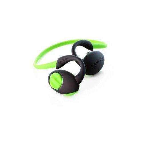 Słuchawki douszne BT sportowe zielone (Boompods)