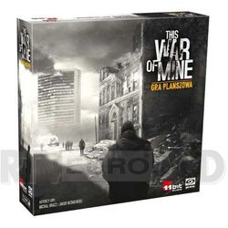 Galakta This war of mine: the board game (polska edycja)