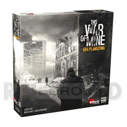 This War of Mine: The Board Game (Polska edycja) (5902259204473)