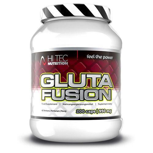 Hi-tec glutafusion - 200caps