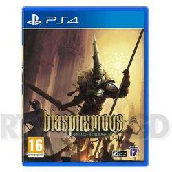 Blasphemous - Edycja Deluxe PS4 / PS5
