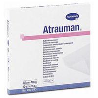Hartmann atrauman - opatrunek jałowy do leczenia ran 5 x 5cm, 10szt