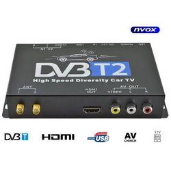 Pozostały sprzęt samochodowy audio/video  NVOX Avde.pl