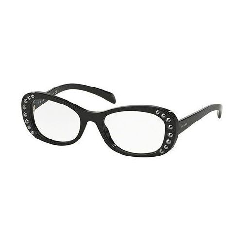 Prada Okulary korekcyjne pr21rvf ornate asian fit 1ab1o1