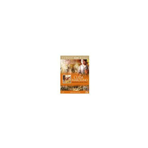 CUDA MARCELINO. Marcelino chleb i wino + film DVD