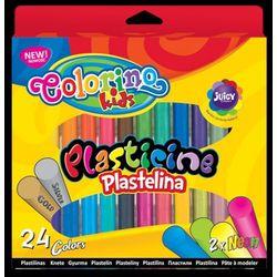 Plasteliny  colorino filper
