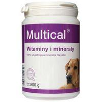 DOLFOS Multical - preparat mineralno - witaminowy dla psów (proszek) - torebka 1kg (5906764765542)