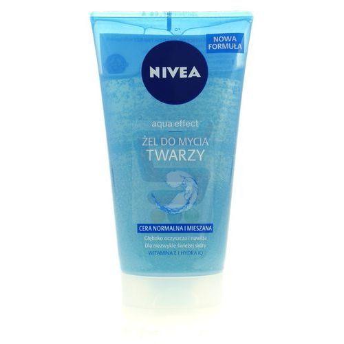 Nivea Żel do mycia twarzy do cery normalnej i mieszanej 150ml - Nivea