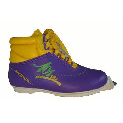 Salomon 101 rs - buty biegowe r. 34 (gg)