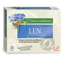 Len 60tabletek do ssania Colfarm (5901130351923)