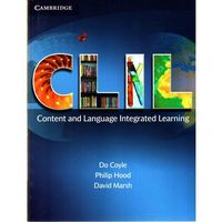 CLIL Content And Language Integrated Learning Paperback, Cambridge University Press