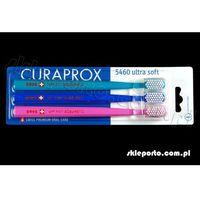 Curaprox 5460 ULTRA SOFT zestaw 3 szczoteczek - szczoteczka do zębów