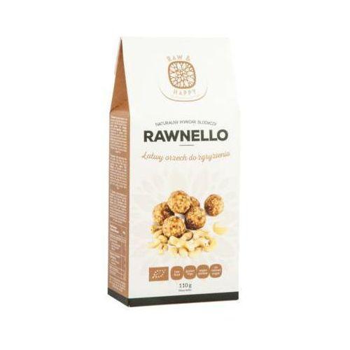 Rawnello 110g łatwy orzech do zgryzienia przekąska bio