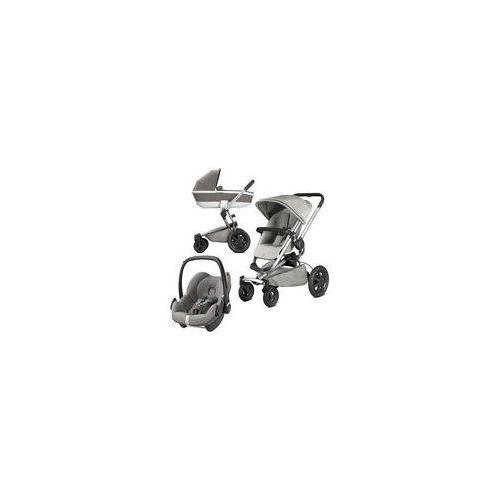W�zek wielofunkcyjny 3w1 Buzz Xtra + Pebble Quinny (Grey Gravel),76909140