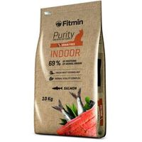 Fitmin Cat 10kg Purity Indoor (8595237013432)