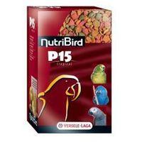 Versele-laga nutribird p15 tropical maintenance 1 kg - granulat dla dużych papug - darmowa dostawa od 95 zł!