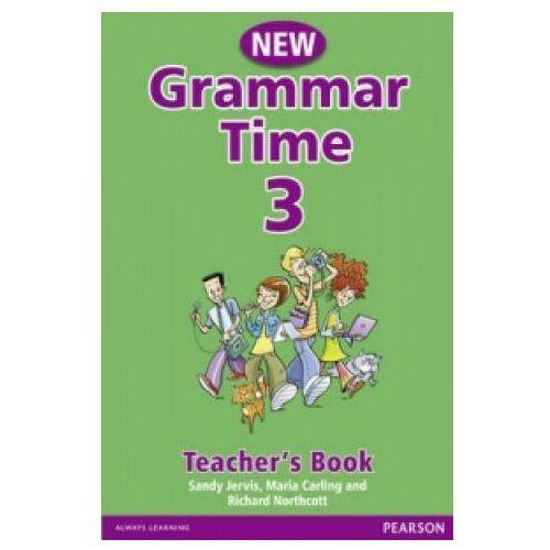 Grammar Time 3 przewodnik metodyczny, Pearson