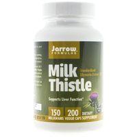 Kapsułki Jarrow Formulas Ostropest Plamisty (Milk Thistle) 150 mg - 200 kapsułek