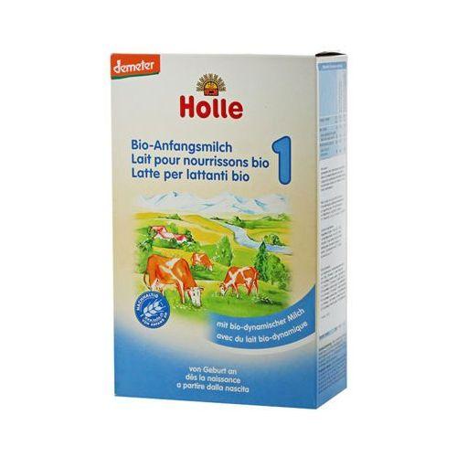 1 400g mleko początkowe dla dzieci i niemowląt od urodzenia w proszku bio Holle