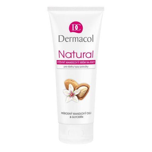 Dermacol natural migdałowy 100ml w krem do rąk - Ekstra oferta