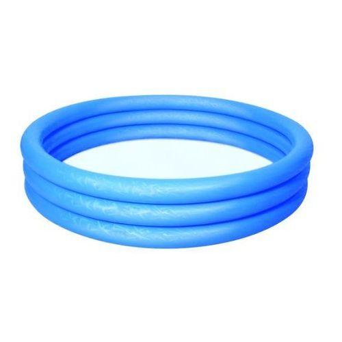 Basen nadm. 3 pierścienie 183x33cm 506l mix 51027b marki Bestway