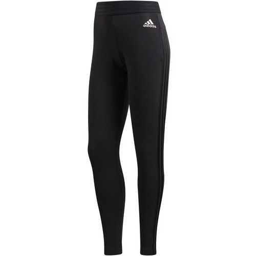 Legginsy adidas Essentials 3-Stripes DI0115, kolor czarny