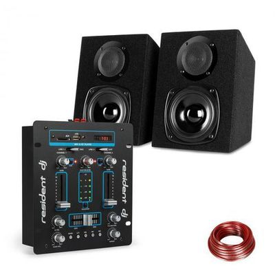 Zestawy i sprzęt DJ Resident DJ electronic-star