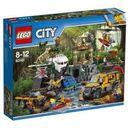 60161 BAZA W DŻUNGLI Jungle Exploration Site KLOCKI LEGO CITY  Klocki LEGO City Baza w dżungli 60161