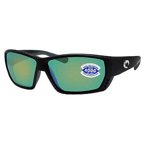 Okulary Słoneczne Costa Del Mar Tuna Alley Polarized TA 11GF GMGLP, kolor żółty