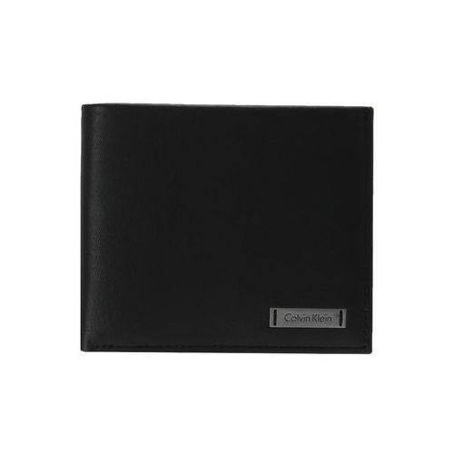 Calvin Klein ANDREW BILLFOLD MONEYCLIP Portfel black