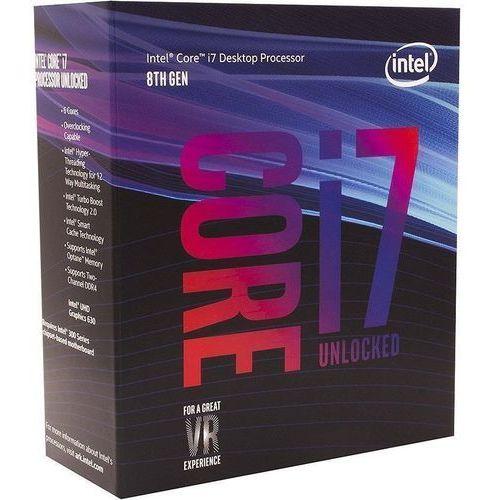 Intel Procesor core i7-8700k (bx80684i78700k)