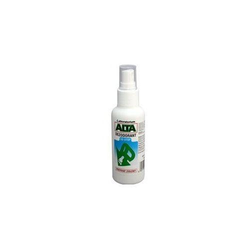 ALTA Dezodorant do stóp 100ml - Najtaniej w sieci