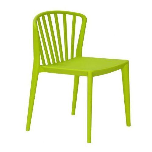 Krzesło GAMMA CT-396.ZIELONY - King Home - Sprawdź kupon rabatowy w koszyku, kolor zielony