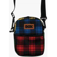 torba na ramię DGK - Patchwork Shoulder Bag Multi (MULTI) rozmiar: OS