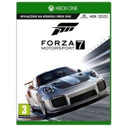 Forza motorsport 7 pl xone marki Microsoft