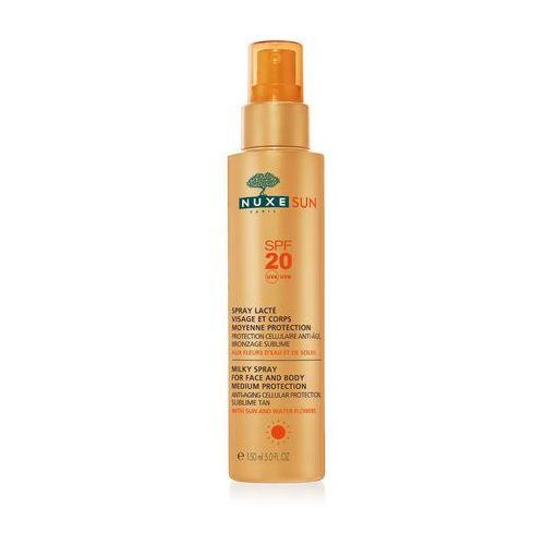 Nuxe sun spray do opalania spf 20 (anti-aging cellular protection) 150 ml