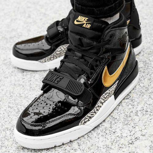 Buty sportowe męskie Nike Air Jordan Legacy 312 (AV3922-007), kolor biały