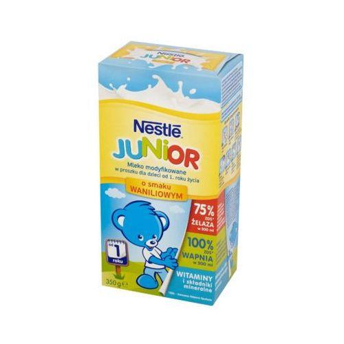 Nestle junior 350g mleko modyfikowane waniliowe dla dzieci od 1 roku życia