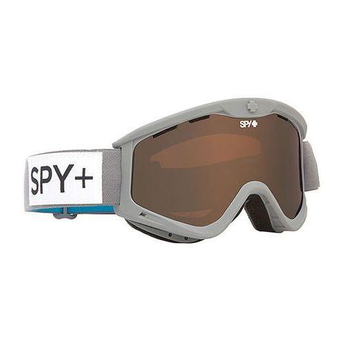 Spy targa 3 greystone - gogle narciarskie/snowboard Spy