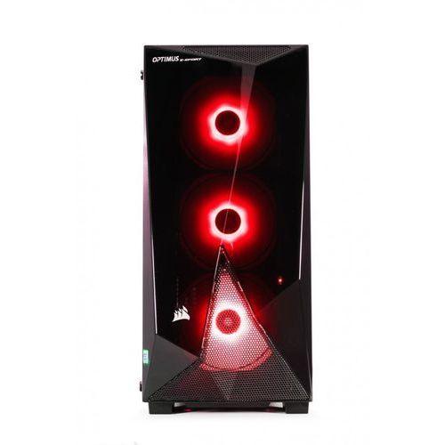 Optimus e-sport gb360t-cr7 i5-9400f/16g/500g+2tb/rtx 1660 6gb (5902002094689)