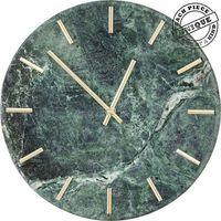 Kare design :: zegar ścienny desire marble zielony