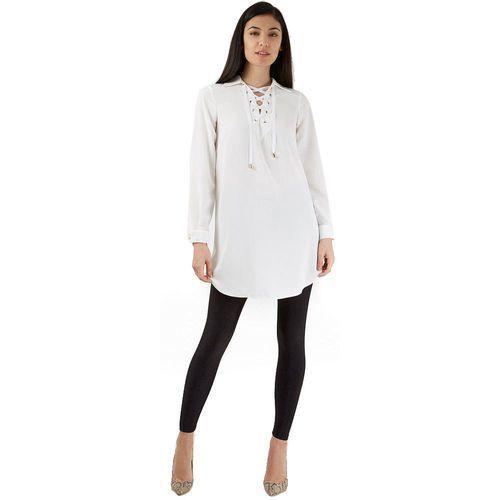 bluzka damska 40 kremowy marki Closet london