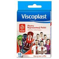 3m viscoplast Viscoplast reprezentacji polski zestaw plastrów x 10 sztuk