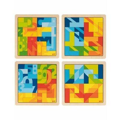 Puzzle GOKI InBook.pl