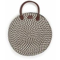 torebka BRIXTON - Amalie Bag Black/Natural (BKNAT) rozmiar: OS