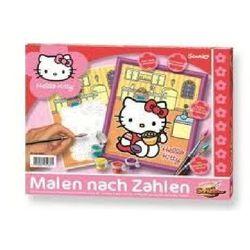 Zabawka SIMBA Hello Kitty w kuchni - malowanka