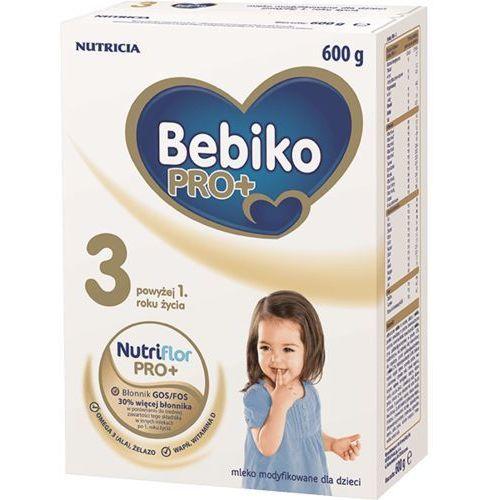 Nutricia Bebiko nutriflor pro+ 3 mleko powyżej 1 roku życia